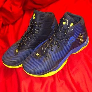 "Stephen Curry Under Armour 2.5 ""Dub Nation"""